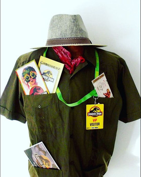 Touriste de Jurassic Park