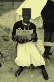 Tirailleur Sénégalais première guerre mondiale