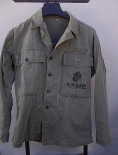 Veste  HBT 1943 USMC