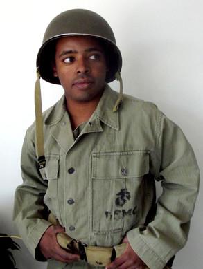 USMC HBT