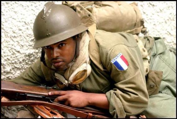 3ème division d'infanterie algérienne 1944