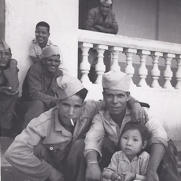 Tirailleurs marocains en Indochine