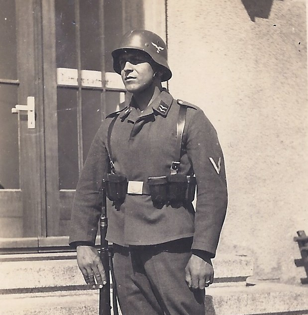 Soldat de la Luftwaffe