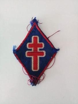 Ecusson 1ère division française libre