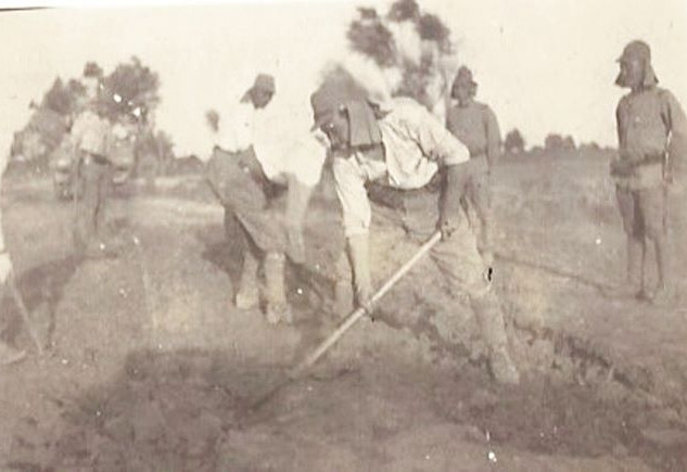 Photo de soldats de l'armée impériale ja