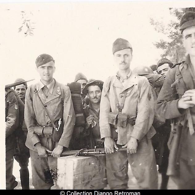 Soldats Italiens