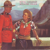 Carte postale canadienne