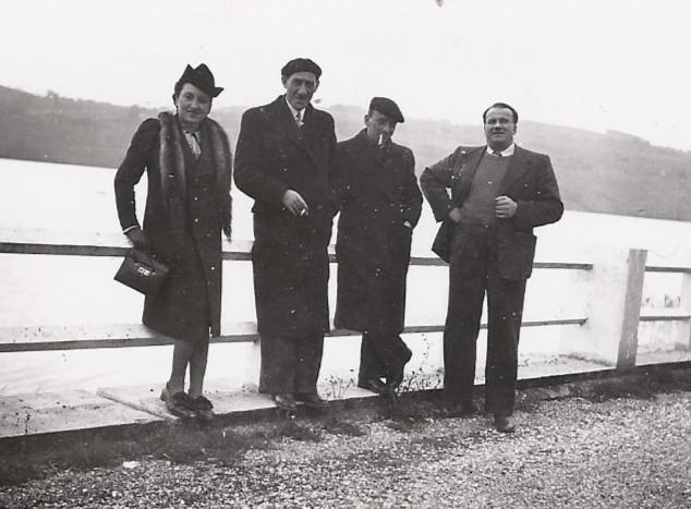 Photographie de décembre 1940