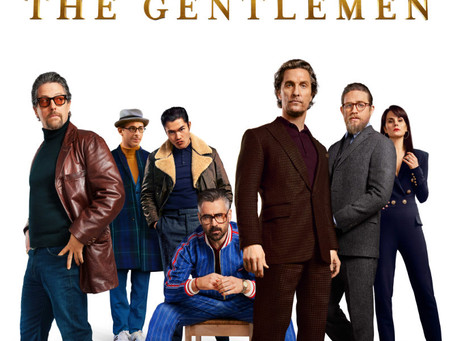 The GENTLEMEN : Le come back de GUY RITCHIE