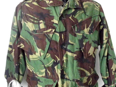 Le camouflage dpm