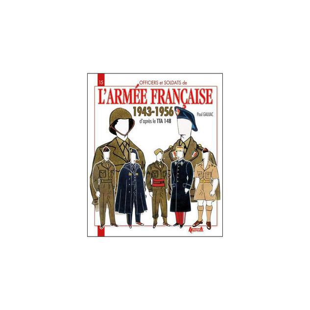 L'armée française 1943-1956