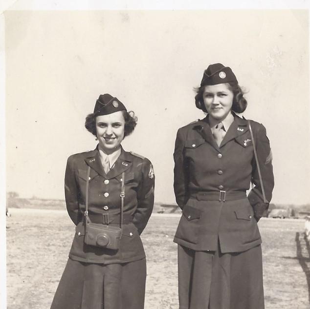 Waac 1943-1944