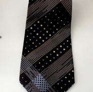 Cravate années 80