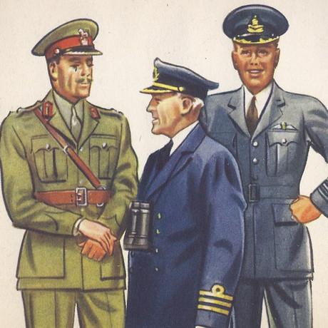 Brochure de 1943 sur les Alliés