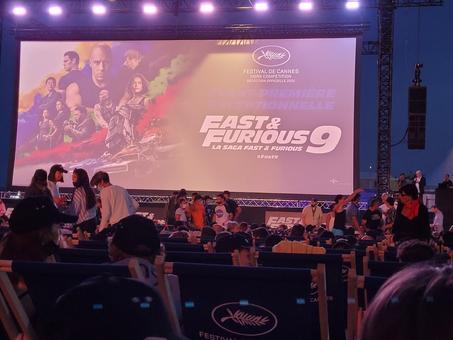 Fast and FURIOUS 9 : Un plaisir coupable offert par le festival de cannes