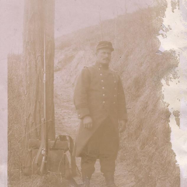 Soldat français , première guerre mondiale