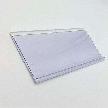 Porta etiquetas com adesivo