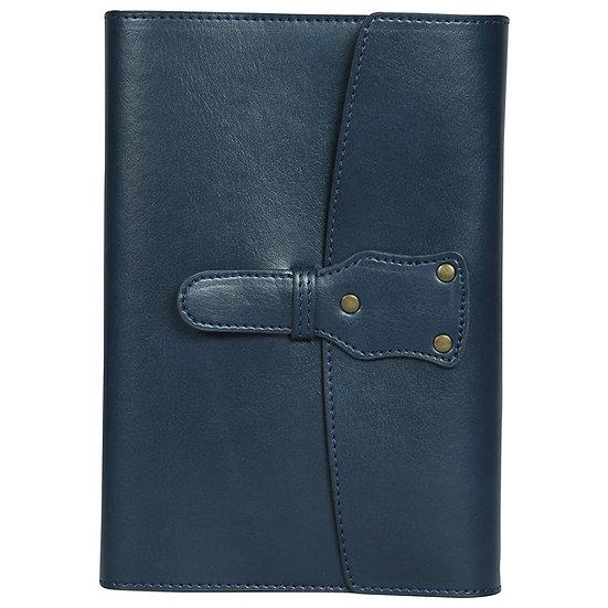 B6 Size Antique Notes- Blue