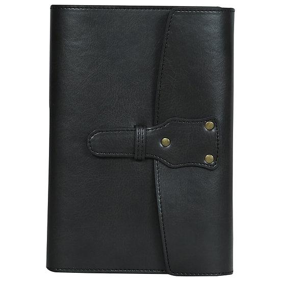 B6 Size Antique Notes- Black