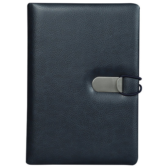 A5 Size Clip - On Notes- Blue