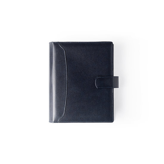 Personal Organizer- One Day a Page- Blue