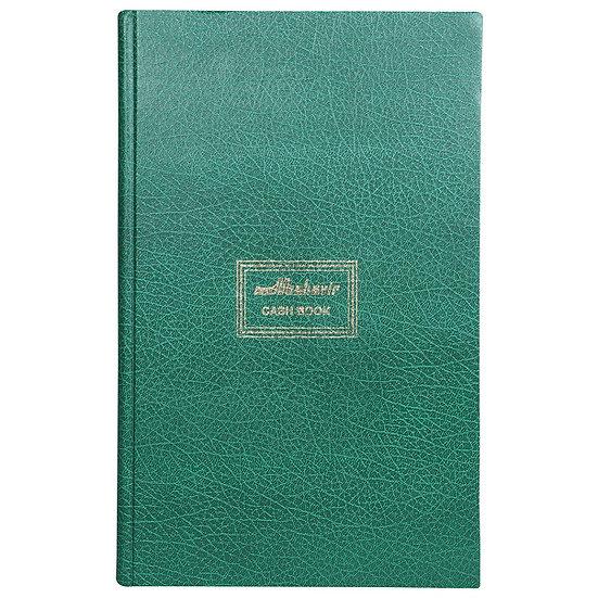 Mahavir Cash Book - Fullscape Size - Double Column Register - No.4- (Green)
