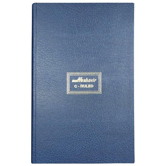 Mahavir C Ruled - Fullscape Size - Lined Register - No.4 (272 Pages) - (Blue)