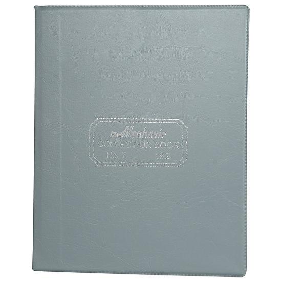 Mahavir Collection Book - No.7 (20.5cm x 16cm) - Payment Record Book- Grey