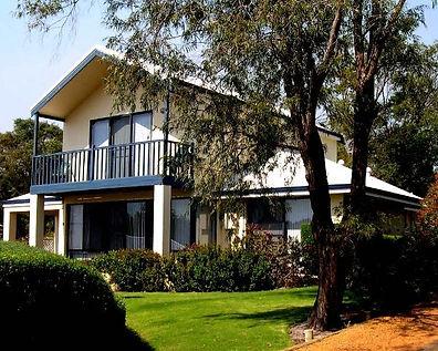 villa, accomodation, walpole