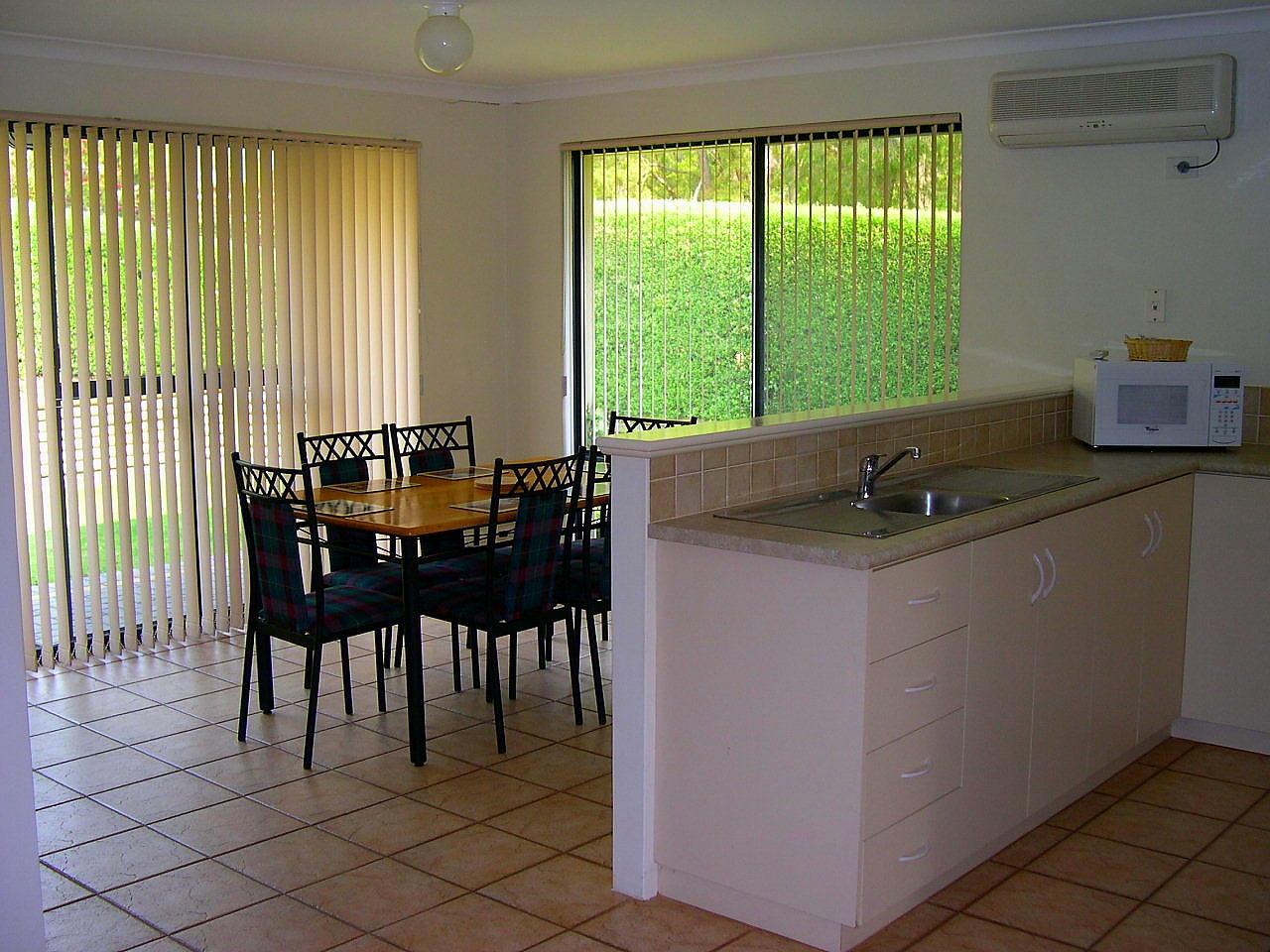 3 Bedroom Family Villa Kitchen