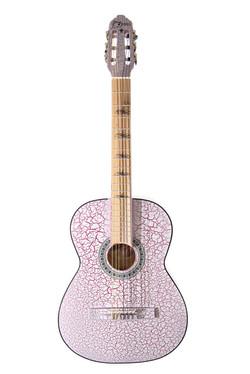 Guitarra Craquelada