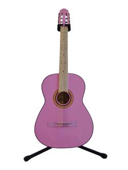 Guitarra Clásica Rosa Tapa