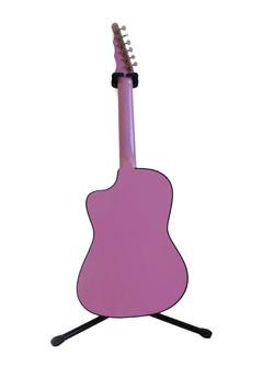 Guitarra Rockera Rosa