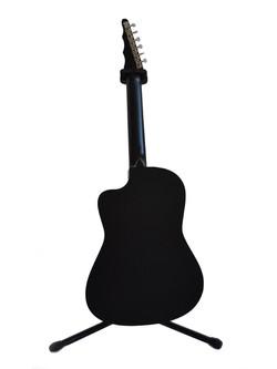 Guitarra Rockera Acústica Fondo