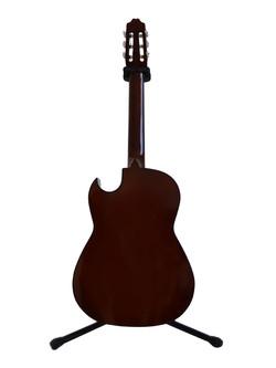 Guitarra resaque fondo