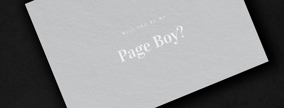 Page Boy 03