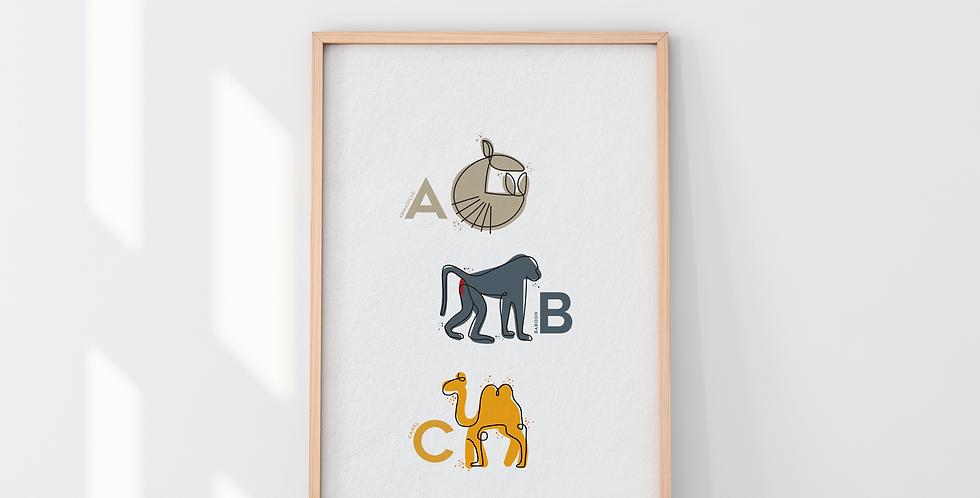 ABC Animales