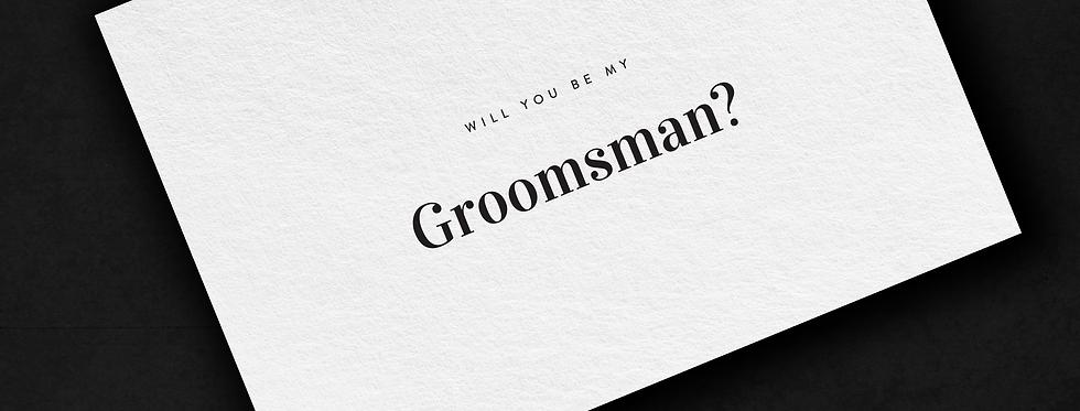 Groomsman 03