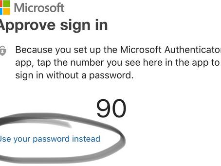 Microsoft Authenticator: A False Sense of Security?