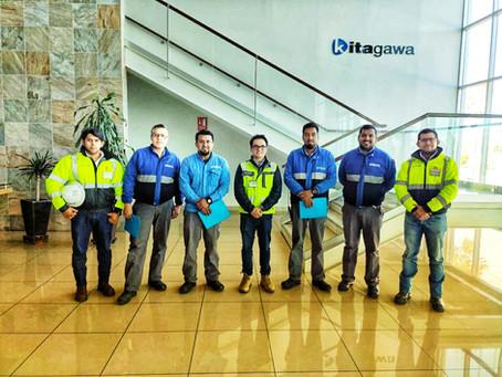 Zettra y ERL PPT, han finalizado la instalación del Registrador de Disturbios para Kitagawa Mexico.