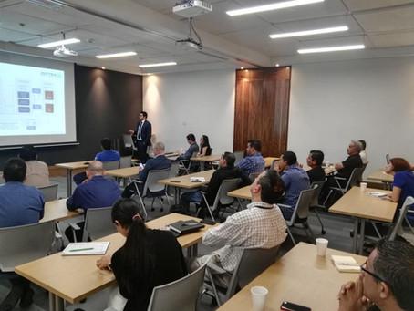 Presentación de temas selectos de la industria eléctrica para CLELAC, Aerocluster MTY y Cluster Auto