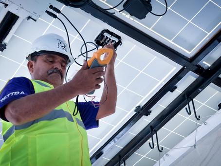 ¡SunnyWorks de 7.2 Kwatts instalado en el centro de la ciudad de Villahermosa!