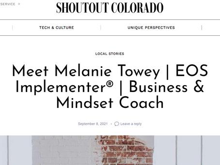 Meet Melanie Towey   EOS Implementer®   Business & Mindset Coach