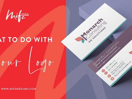 What To Do With Your Logo