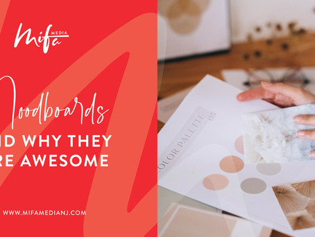 Moodboards And Why They Are Awesome!