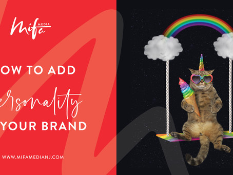 How to add Pizazz to your company branding
