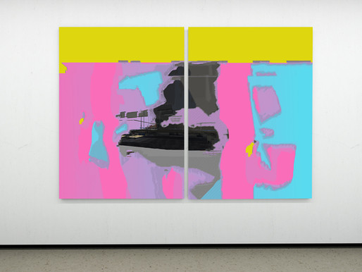 New Works by Raphael Brunk