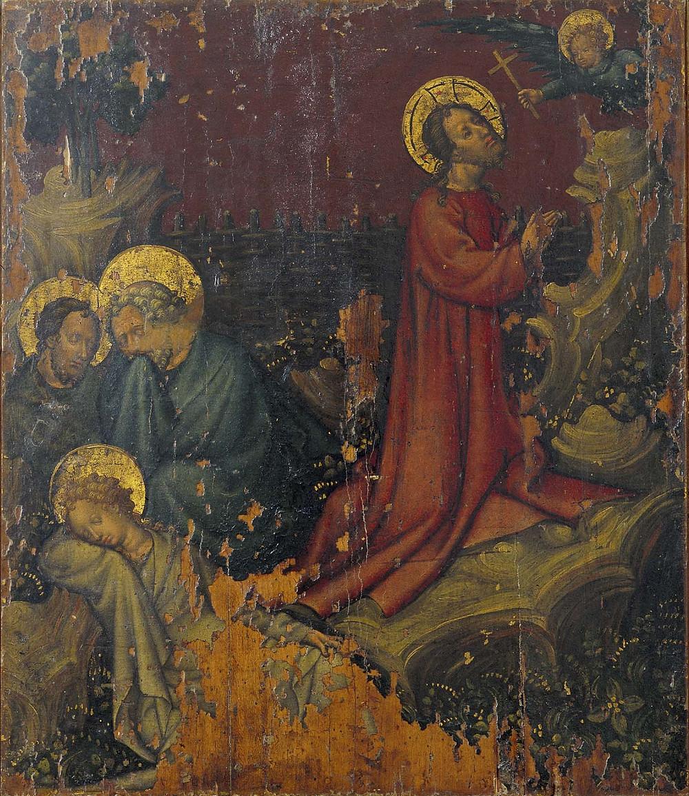 Christus am Ölberg (Christ on the Mount of Olives)