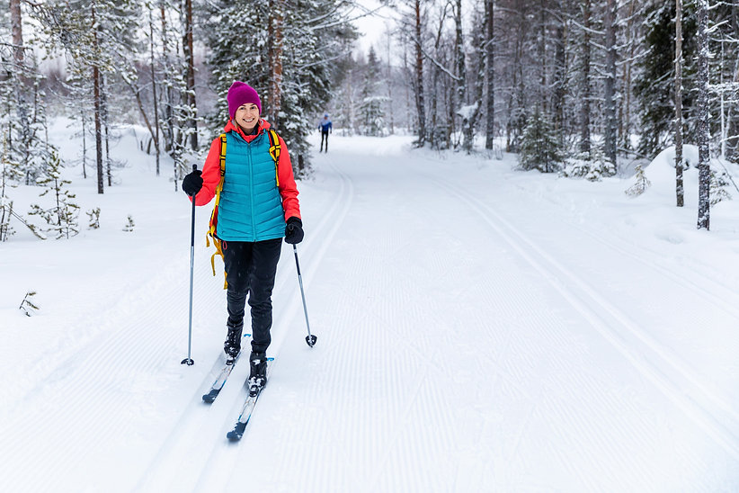 cross country skiing custom orthotics