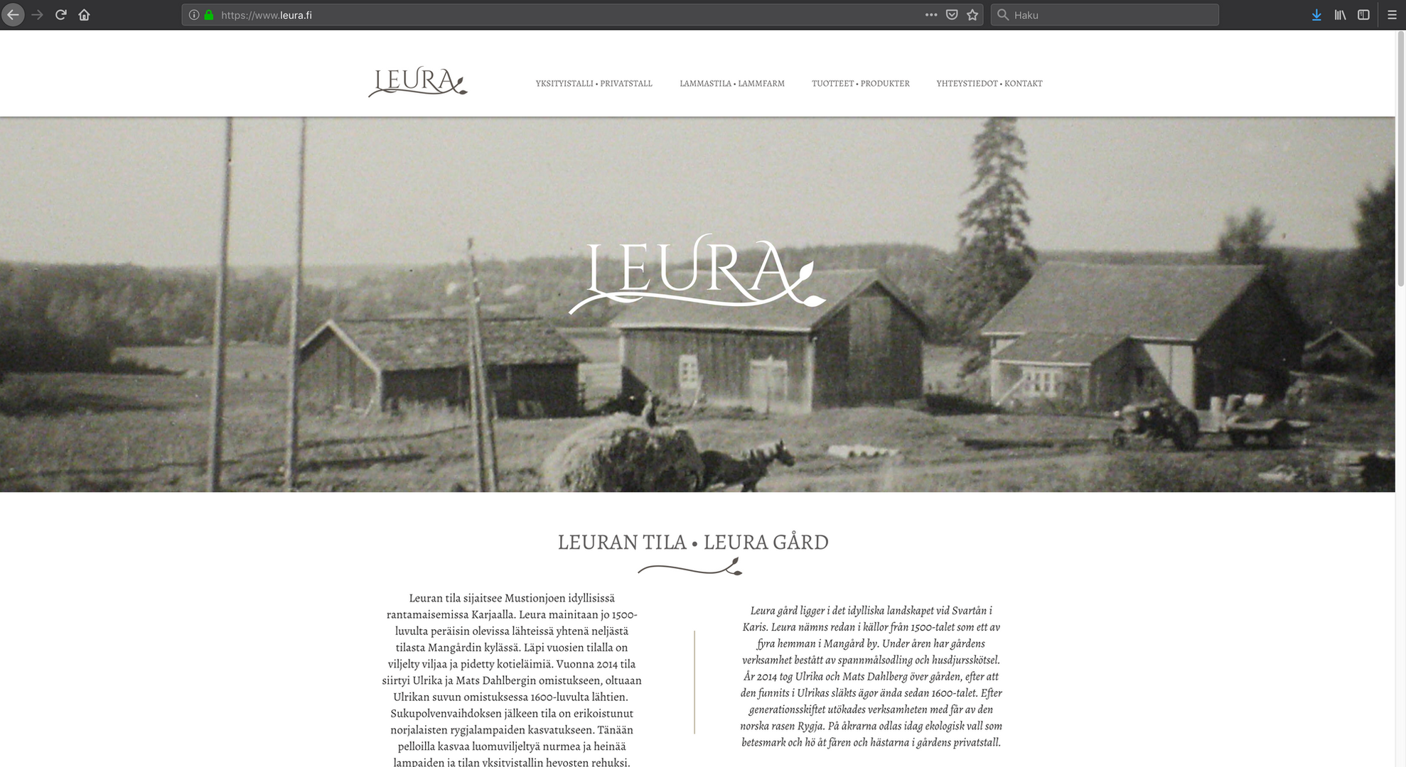 leura.fi